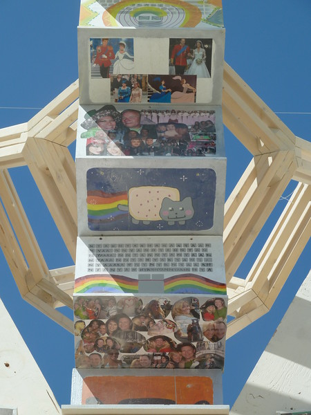 Nyan Laptop in the South Bay CORE piece