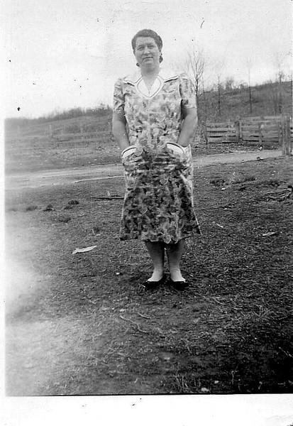 Ida Mae Morgan.