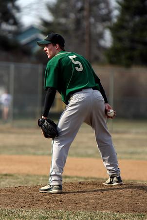 Varsity Baseball 4-16-2009