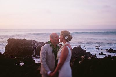 J + D Four Seasons Hualalai Wedding