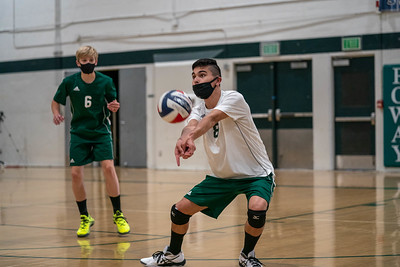 2021-03-29 PHS vs Cathedral JV Volleyball