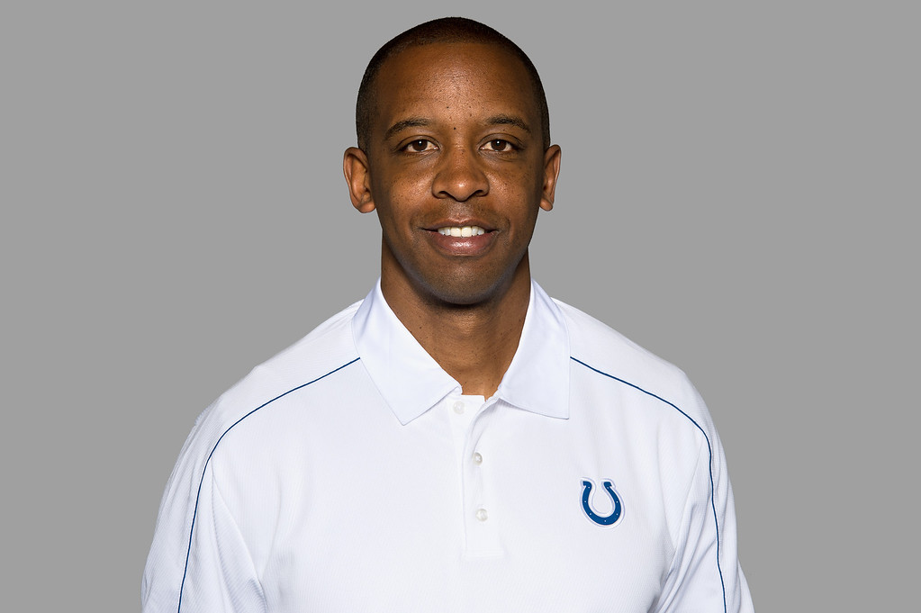 . <b>Pep Hamilton</b> <br />Offensive coordinator, Indianapolis Colt  (May 10, 2013) (AP Photo)
