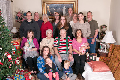 Monya and family