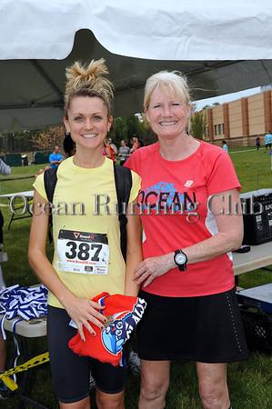 2012 Lakewood BlueClaws 5K and One Mile Fun Run