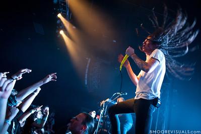 Underoath - The Ritz, Tampa - 11/26/10