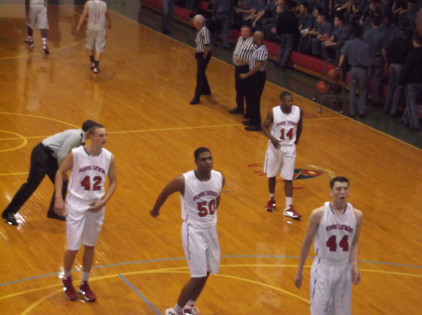 PG Basketball vs. Lynchburg College