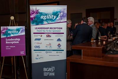 Leadership Reception