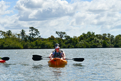 1230PM Heart of Rookery Bay Kayak Tour - Cook, Huffman, Douglas & Rice