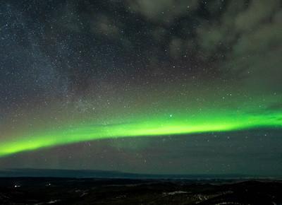Northern Lights and Dark Skies