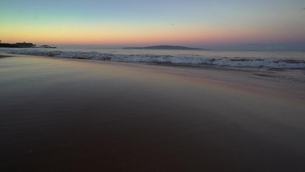Maui Sunrise, Sunsets