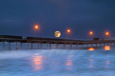 Moonrise Moonset