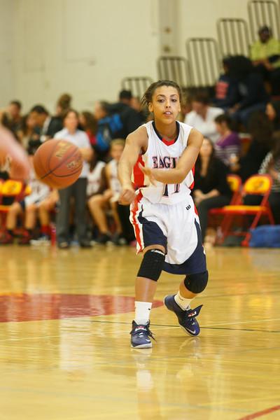 RCS Varsity Girls' Basketball vs Drew
