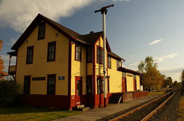 Railroad Depots