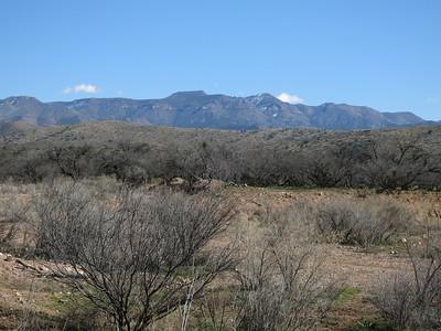 Apache Peaks - Mar. 6, 2009