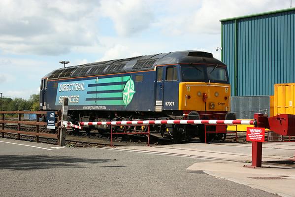 Class 57's