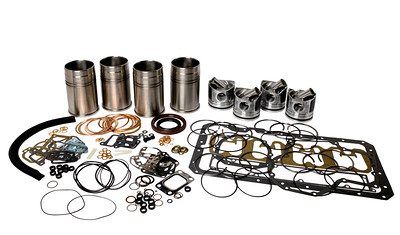SAME 4 CYLINDER ENGINE OVERHAUL KIT 00870050610