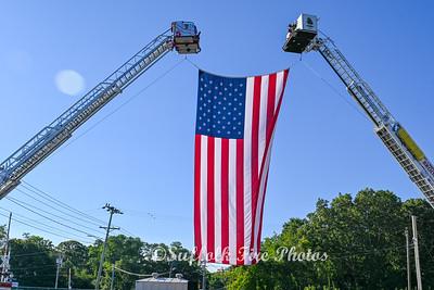 Mastic FD 9/11 Memorial Service { 9/11/2021}