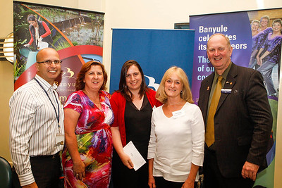 Banyule Grants Program Presentations 2015