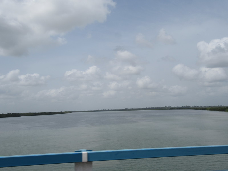 015_Guinea-Bissau. The Cacheu Region. The Cacheu River. One of the country many rivers.JPG