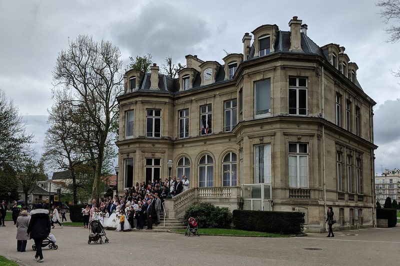 Choisy-le-Roi park