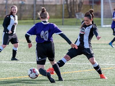 St Mirren WFC  v  Glasgow Girls U23s