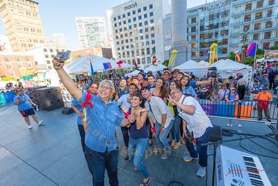 2017 SF Kalayaan Celebration at Union Square I