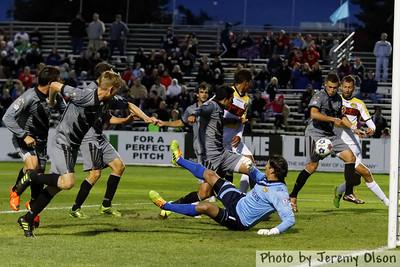 Minnesota United FC vs Fort Lauderdale Strikers 9/13/14