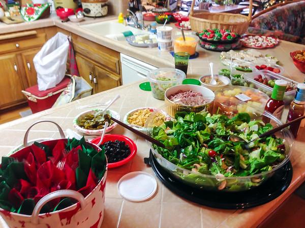 2014 MacDonald Party at Carol & Joe's