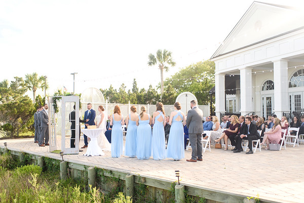 Krell wedding ceremony
