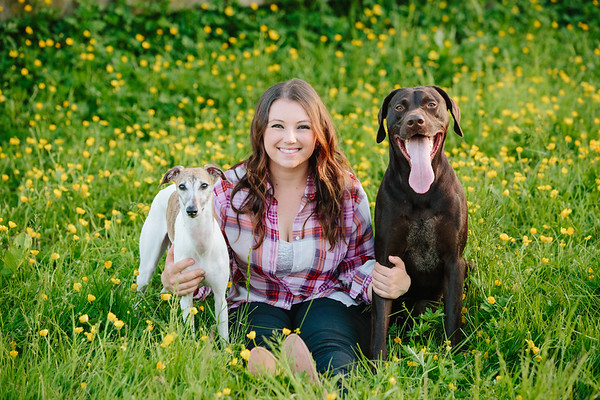 Ariana + Dogs | Family