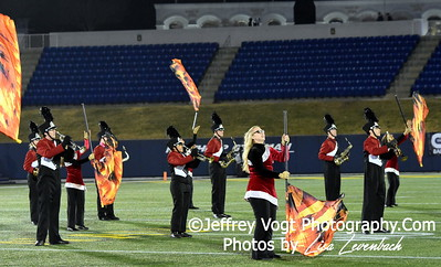 11-30-2018 Quince Orchard HS Marching Band, 4A Maryland State Varsity Football Championship at Naval-Marine Stadium, Photos by Jeffrey Vogt Photography with Lisa Levenbach