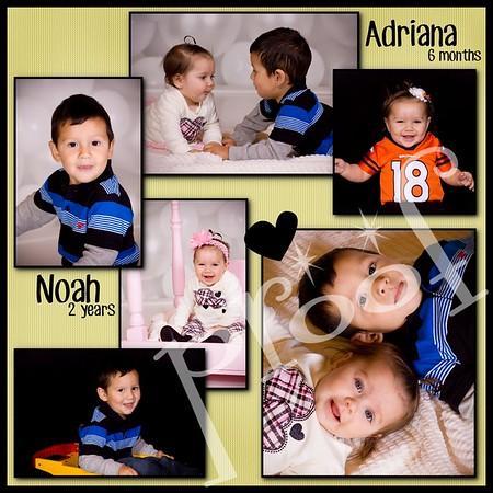noah and adriana