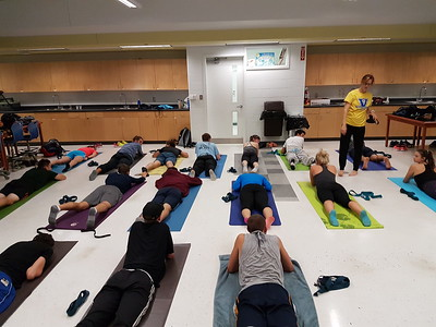 Yoga & Sp Psych'16