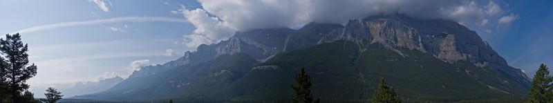Rundle peaks