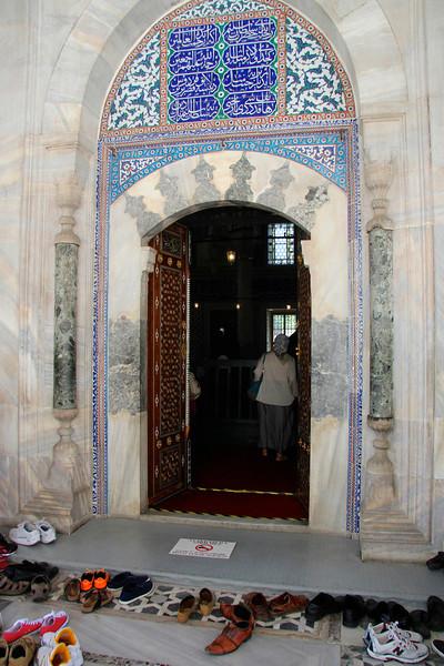 Hagia Sophia Tombs