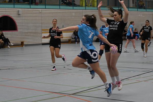 Steinsfurt vs. Frauen TSV 1