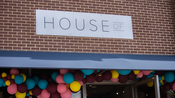 House Of 3rd birthday celebration