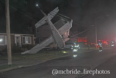 Plane Crash Clarendon Dr 4/14/19