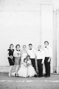 04 Bridal Party + Family