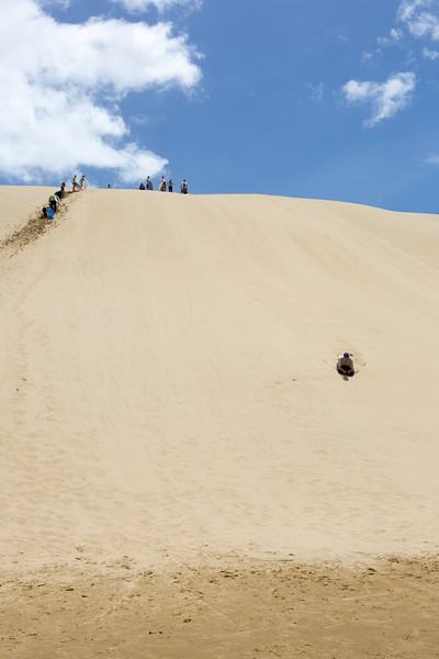 Sand Dunes on 90 Mile Beach