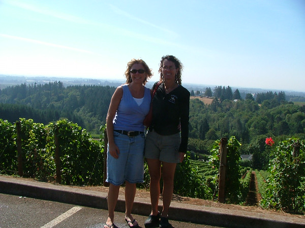 Willamette Valley Wine Trip 2006