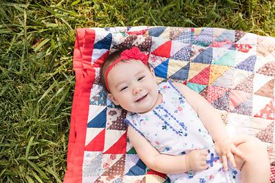 Hannah T 6 Months