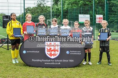 ESFA Premier League Finals - Girls