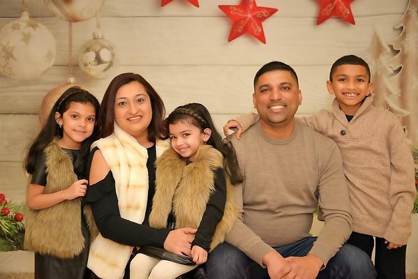 Sharon Persaud Family
