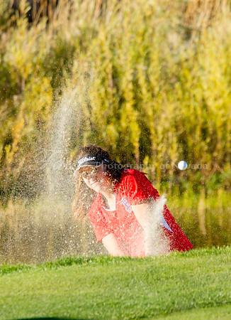 Somersett GC - RHS 2014 Girls Golf