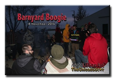8 Nov 2014 Barnyard Boogie