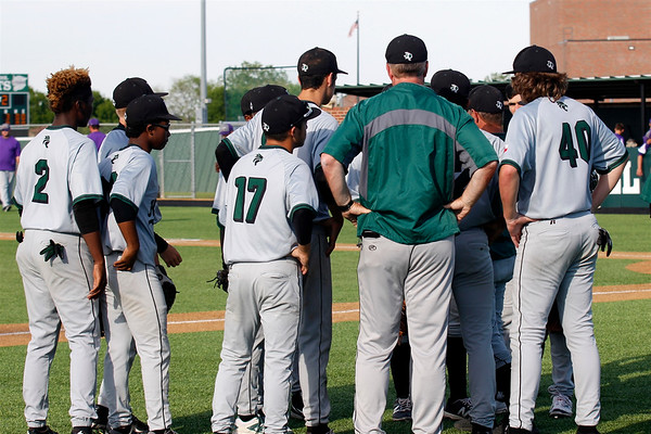 Kennedale vs Alvarado Baseball 4.5.16