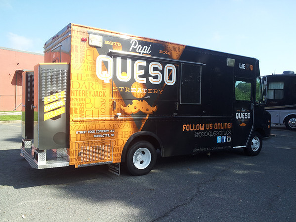 Papi Queso Food Truck of Dallas
