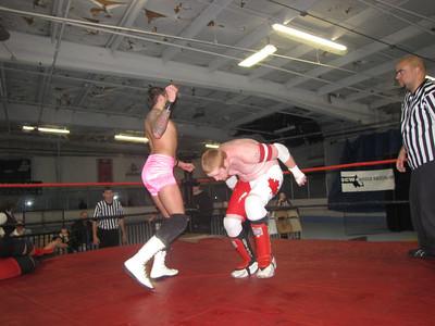 Baystate Championship Wrestling  November 27, 2010