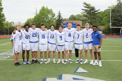 Lacrosse Senior Day - Apr 2021